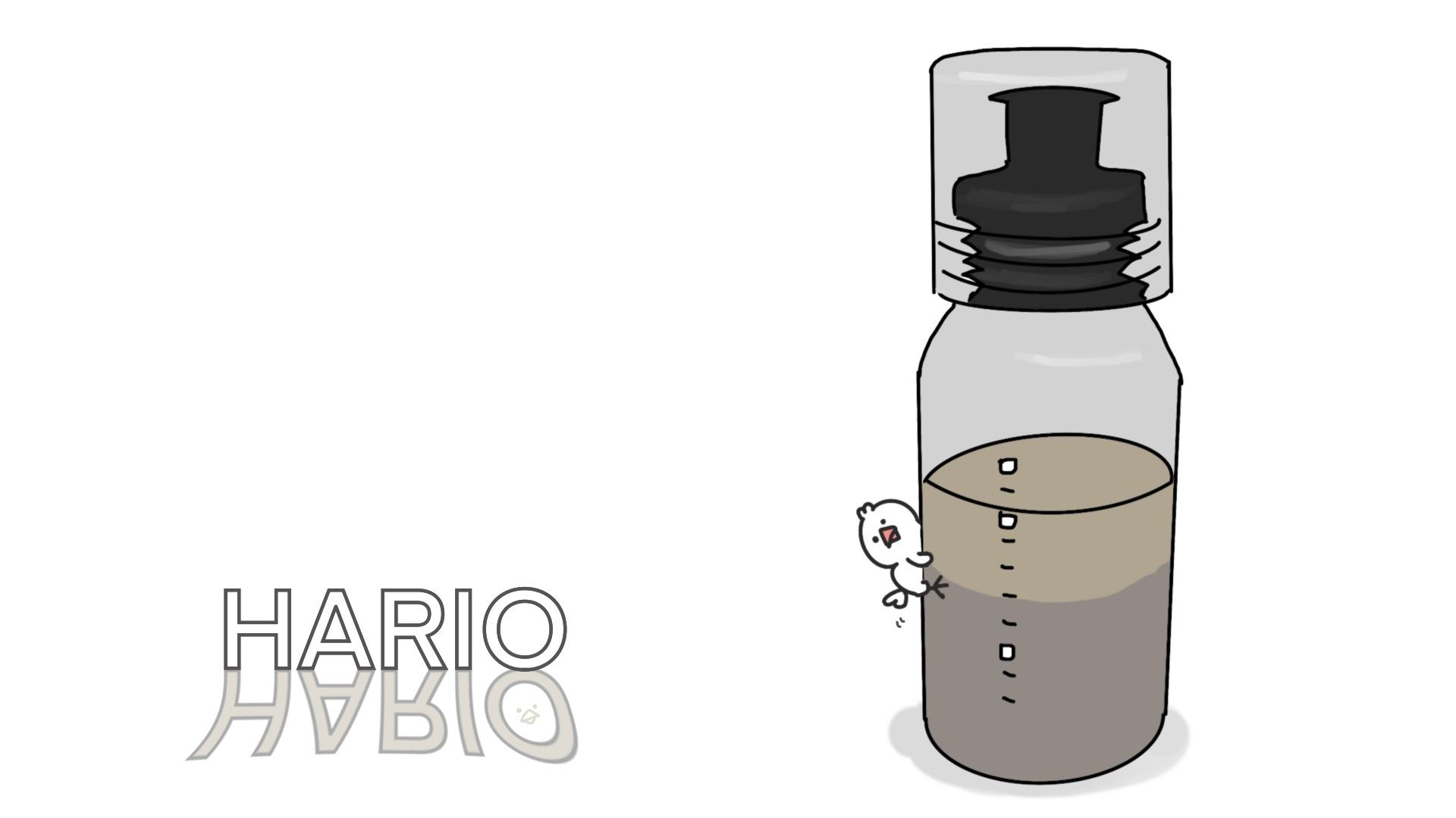 HARIOドレッシングボトルを使っての感想!