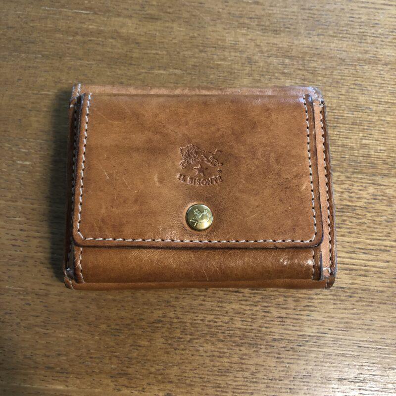 イルビゾンテのお財布の画像